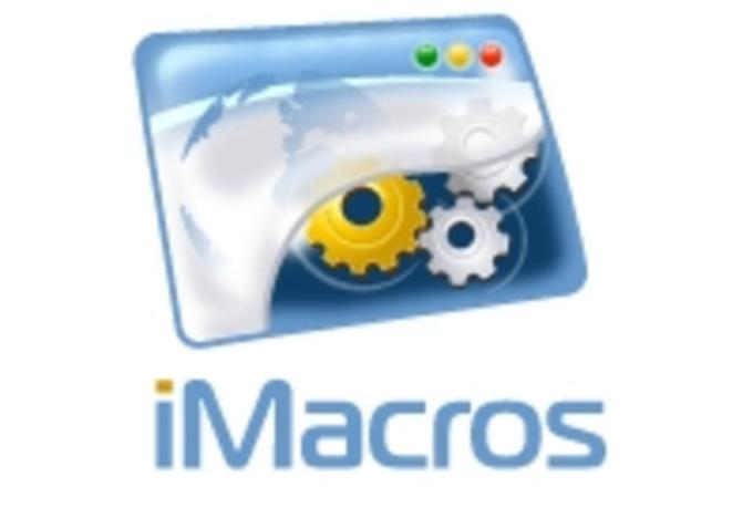 افزونه imacros