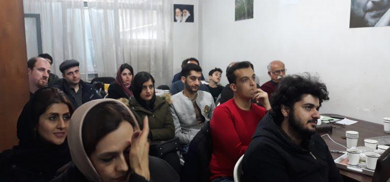 کارگاه آموزش نوشتن به زبان گیلکی برگزار شد